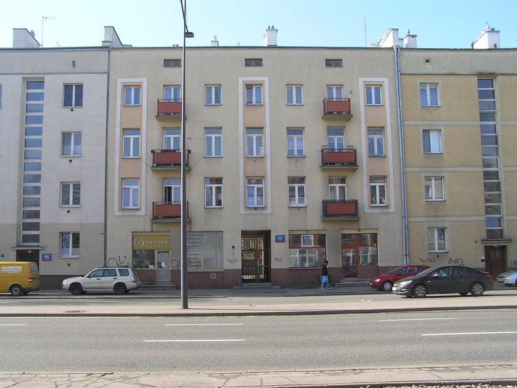 Grochowska 117 wWarszawie