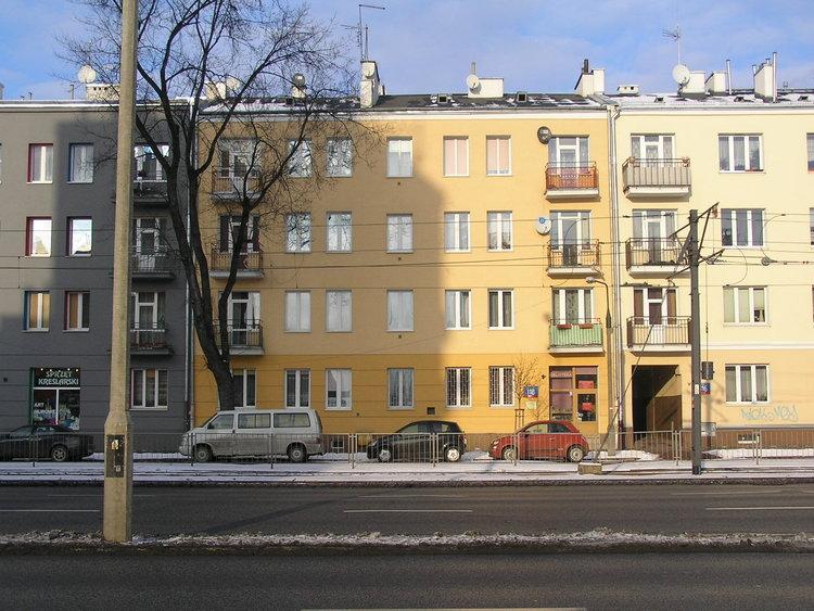 Grochowska 118 wWarszawie