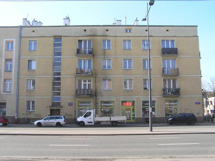 Grochowska 119 wWarszawie