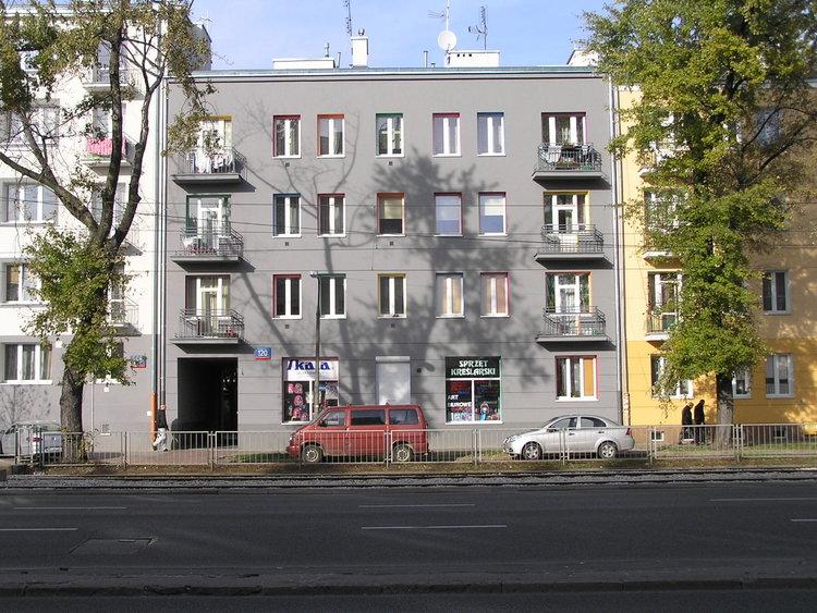 Grochowska 120 wWarszawie