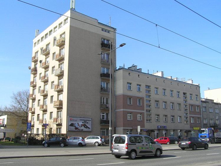 Grochowska 121/125 wWarszawie