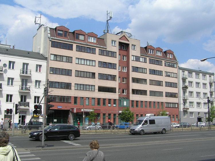 Grochowska 124/126 wWarszawie