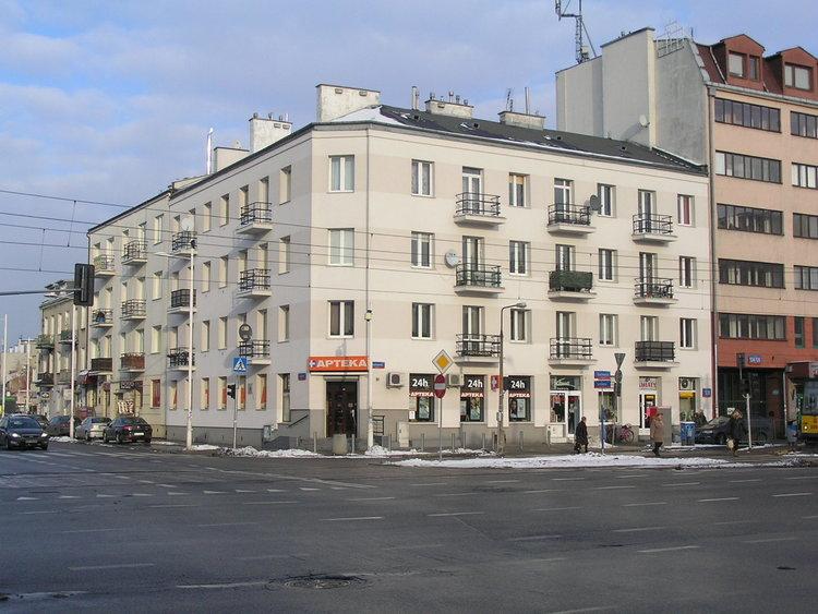 Grochowska 128 wWarszawie