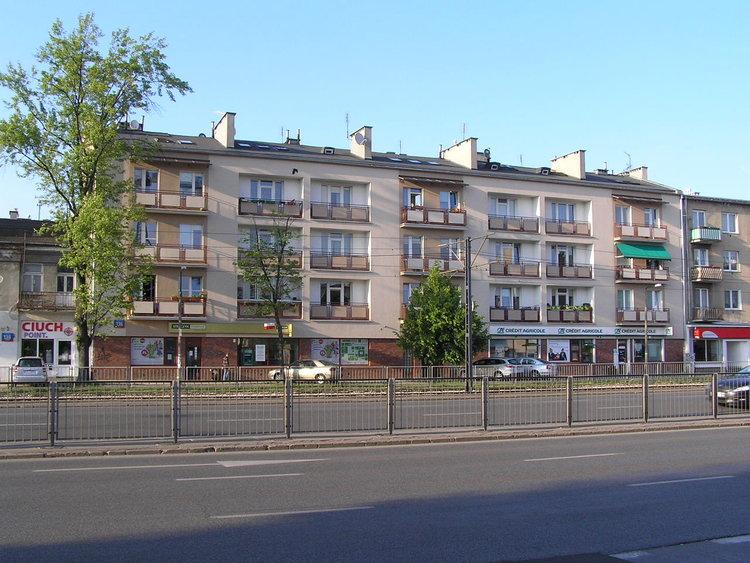 Grochowska 136 wWarszawie