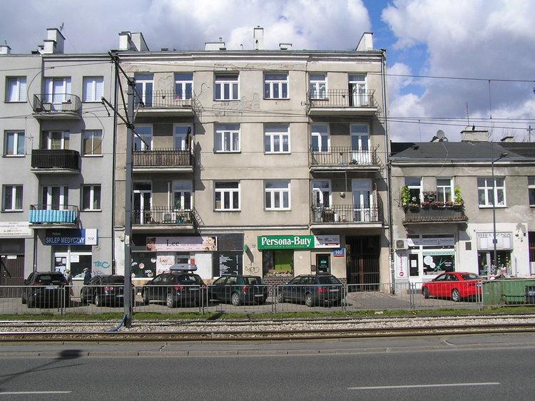 Grochowska 140 wWarszawie