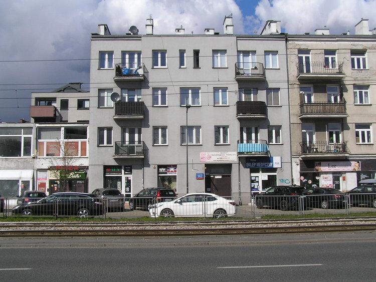 Grochowska 142 wWarszawie