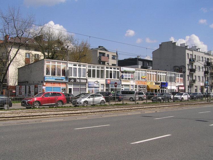 Grochowska 144/146 wWarszawie