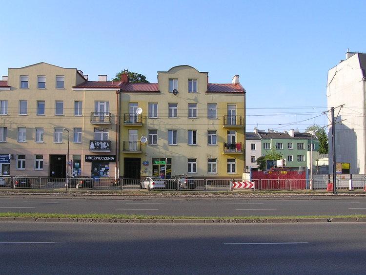 Grochowska 154 wWarszawie