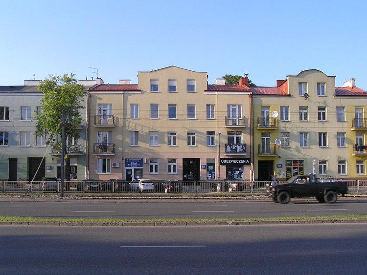 Grochowska 156 wWarszawie