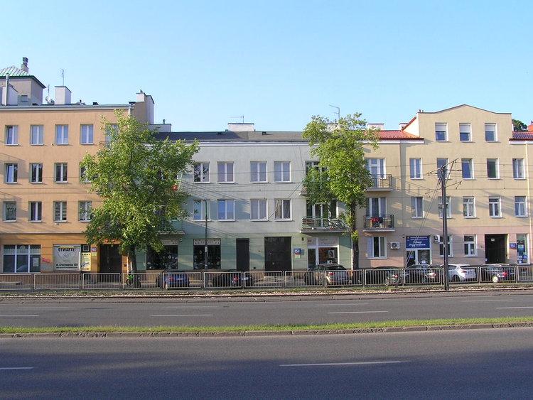 Grochowska 158 wWarszawie