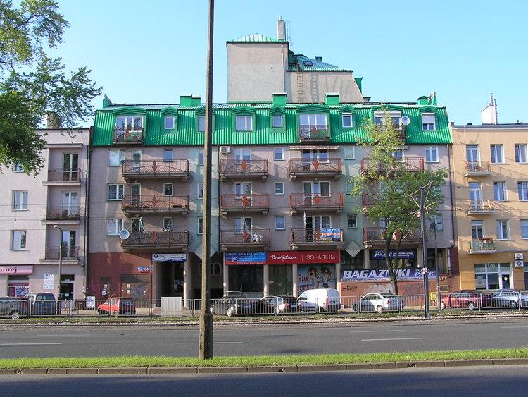 Grochowska 162/164 wWarszawie