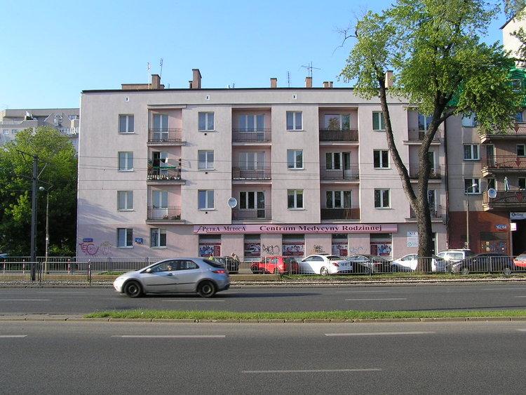 Grochowska 166 wWarszawie