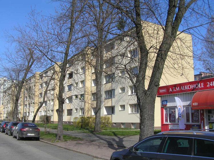 Grochowska 170 wWarszawie