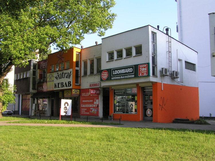 Grochowska 173 wWarszawie