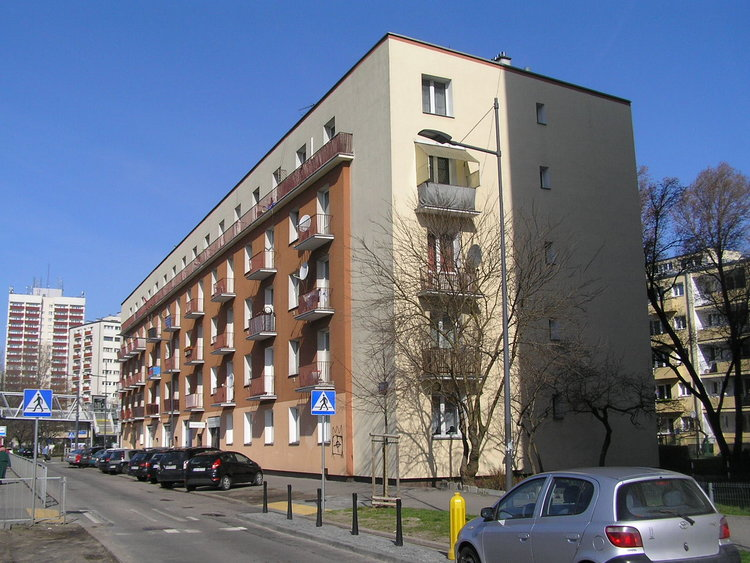 Grochowska 174/176 wWarszawie