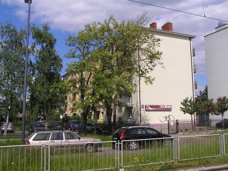 Grochowska 50 wWarszawie