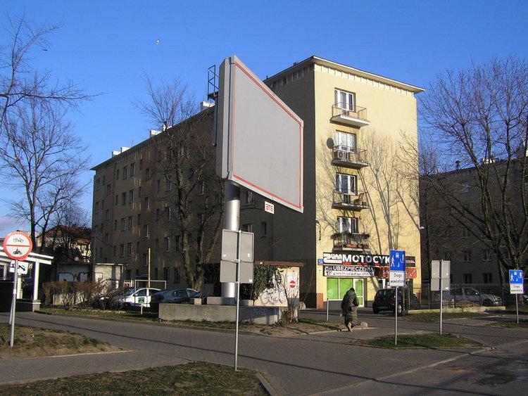 Grochowska 54 wWarszawie