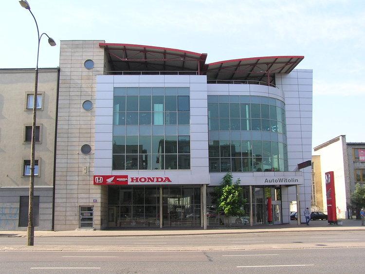 Grochowska 85 wWarszawie