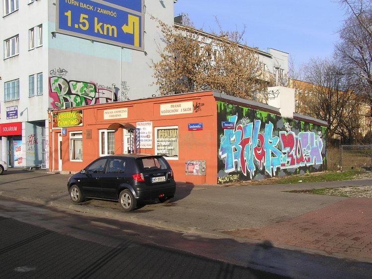 Grochowska 90 wWarszawie