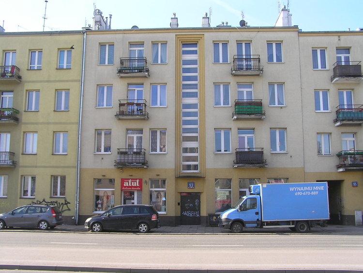 Grochowska 93 wWarszawie