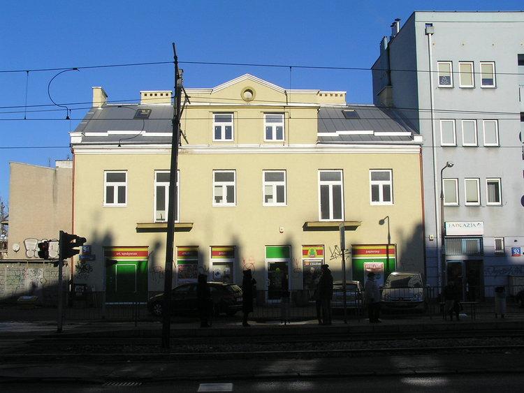 Grochowska 94 wWarszawie
