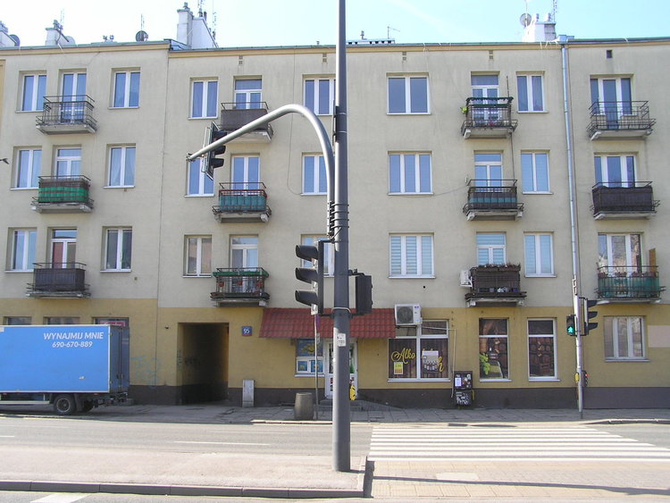 Grochowska 95 wWarszawie