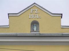 Kapliczka przy Grochowskej 288