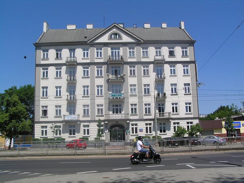 Grochowska 326 wWarszawie