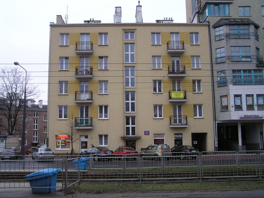 Grochowska 215 wWarszawie