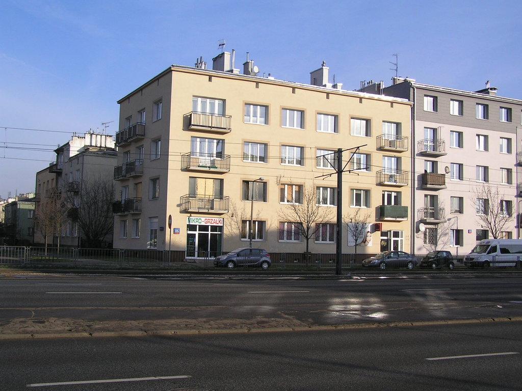 Grochowska 86 wWarszawie