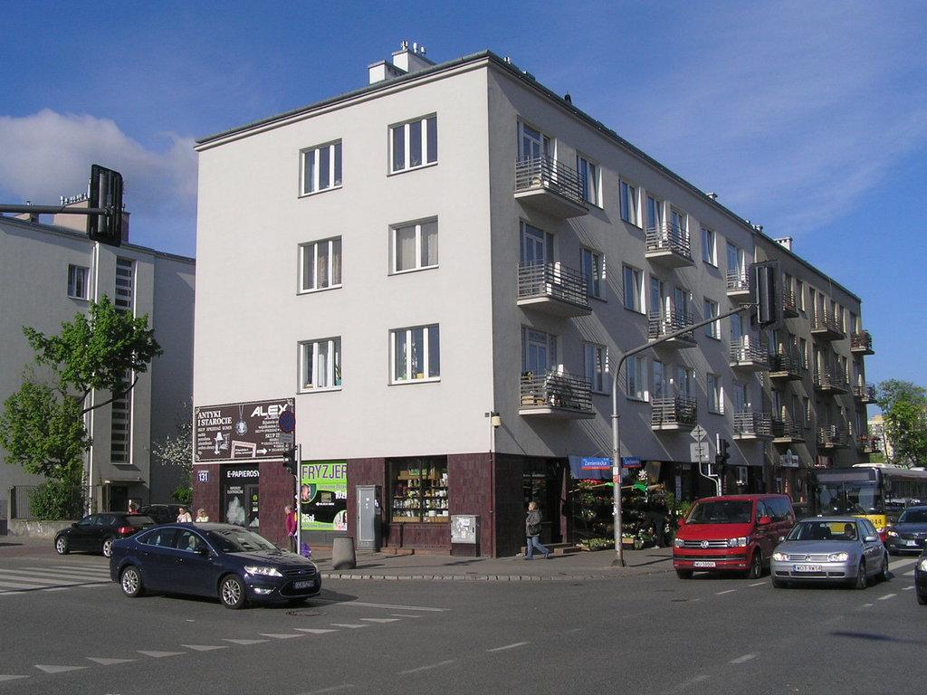 Grochowska 131 wWarszawie