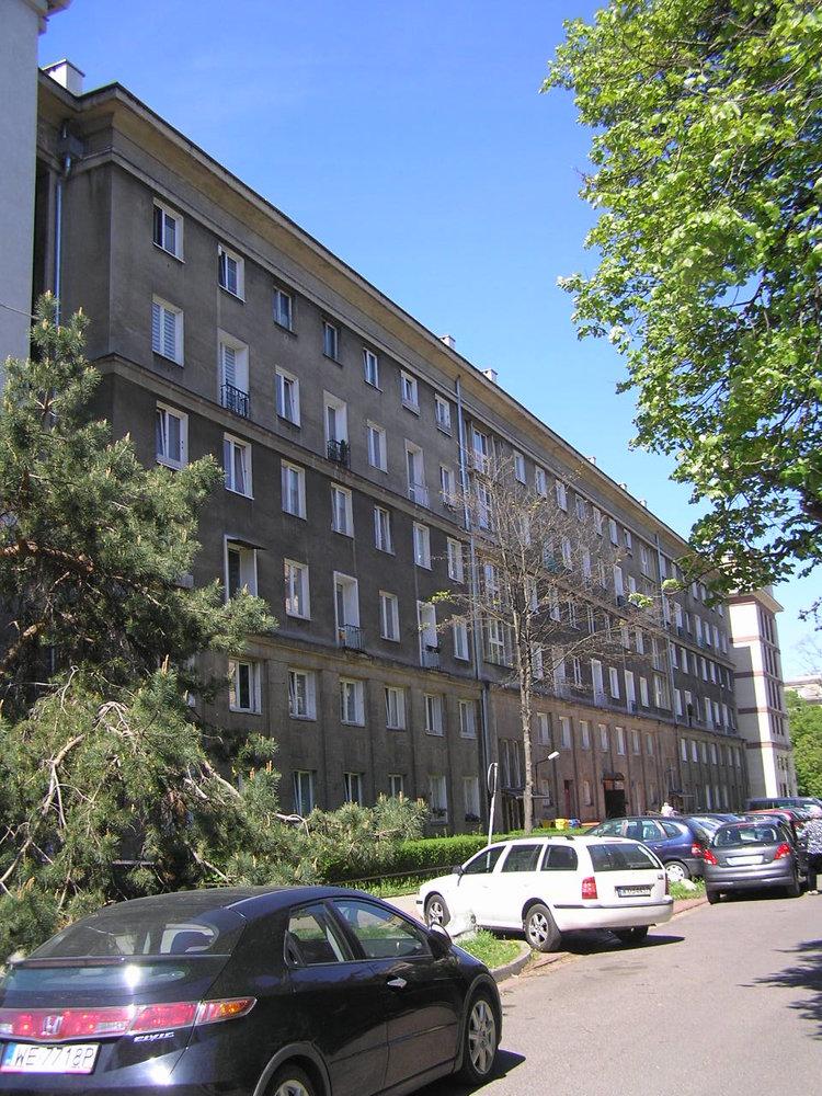 Groszkowskiego 5 wWarszawie