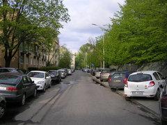 Ulica Holenderska wWarszawie