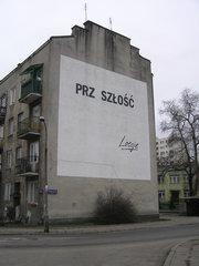 Mural przy Jadowskiej 7