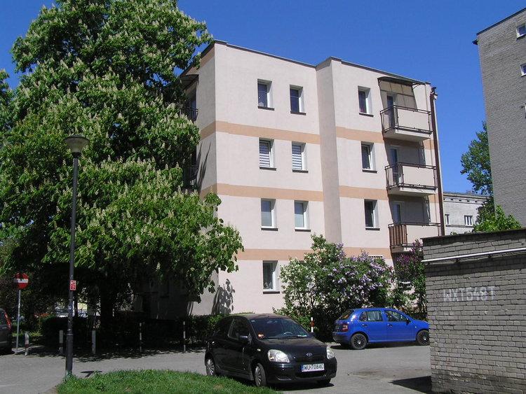 Jagiellońska 44A wWarszawie