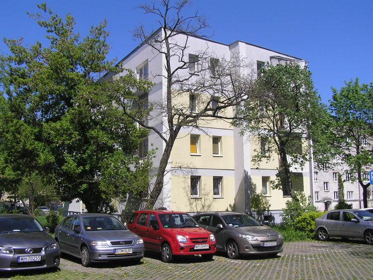 Jagiellońska 44B wWarszawie