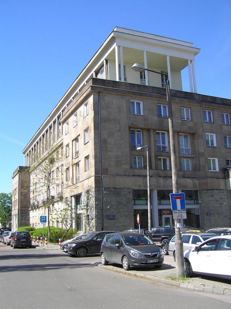 Jagiellońska 50 wWarszawie