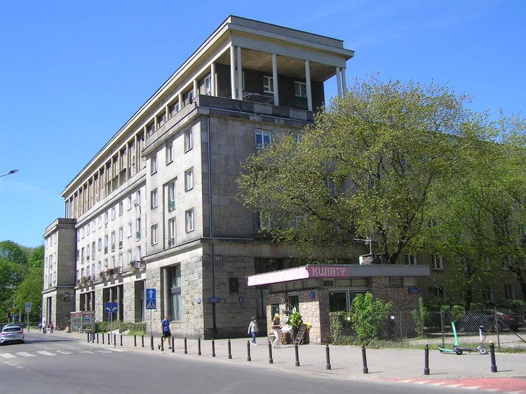 Jagiellońska 56 wWarszawie