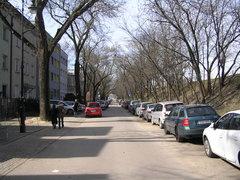 Ulica Jakubowska wWarszawie
