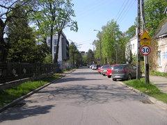 Ulica Jordanowska wWarszawie