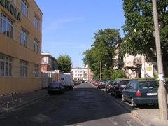 Ulica Kaleńska wWarszawie