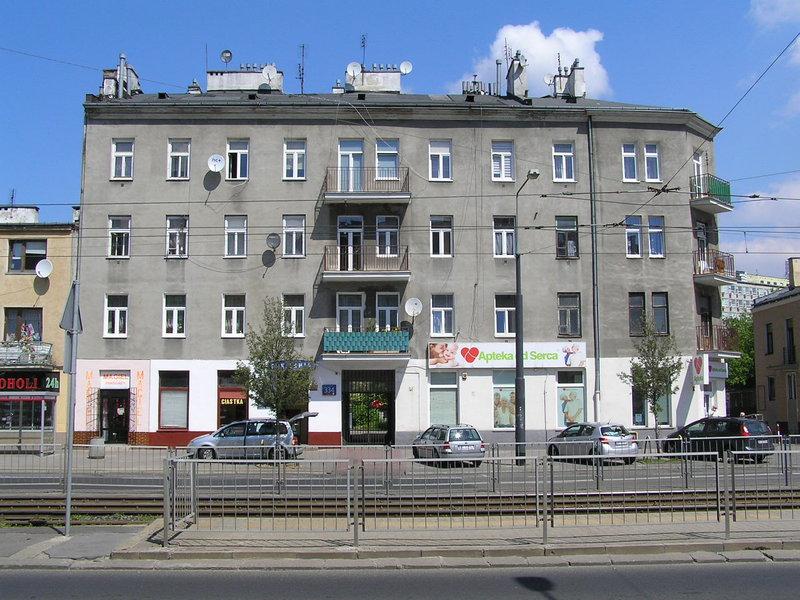Grochowska 334 wWarszawie