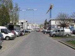 Ulica Karczewska wWarszawie