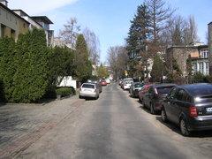 Ulica Katowicka wWarszawie