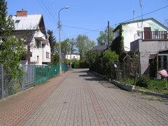 Ulica Brunona Kicińskiego wWarszawie