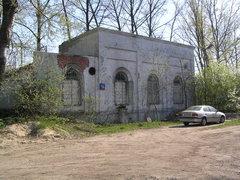 Kijowska 14a - pozostałości Dworca Terespolskiego