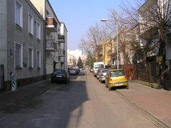 Ulica Kiprów wWarszawie