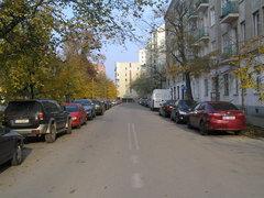 Ulica Kowelska wWarszawie
