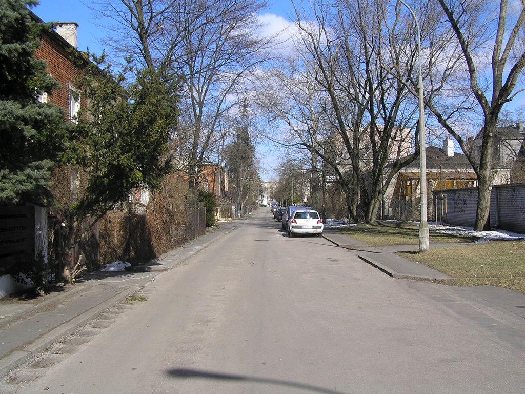 Ulica Kutnowska wWarszawie