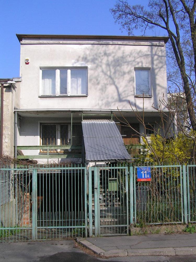 Kutnowska 11A wWarszawie